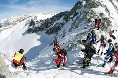 Sci Alpinismo al Passo del Tonale