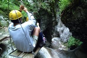 Tarzaning al Passo del Tonale