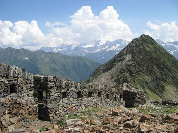 Le fortificazioni della Val di Massa